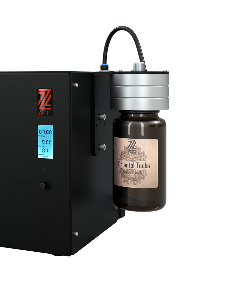 Zaluti Air:8 - HVAC Scent machine & Fragrance Delivery System